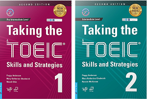 Combo Taking The TOEIC - Skills and Strategies 1 + 2