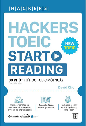 Hackers Toeic Start Reading